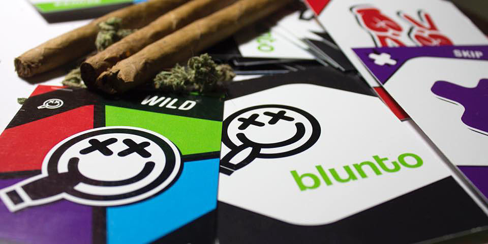 BluntoBanner The first card game for weed smokers has arrived