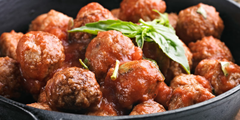 How to Make Medicated Meatballs