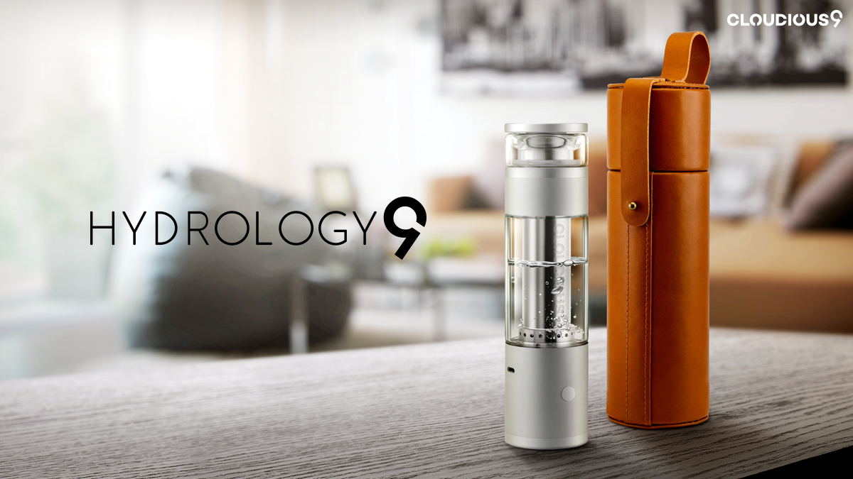 C9 FB 1200X675 02 The Hydrology 9 vaporizer provides the water filtration of bongs without the smoke