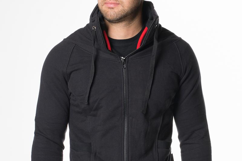 m black full zip front Copy 800x 7 things you need for a cozy outdoor smoke sesh