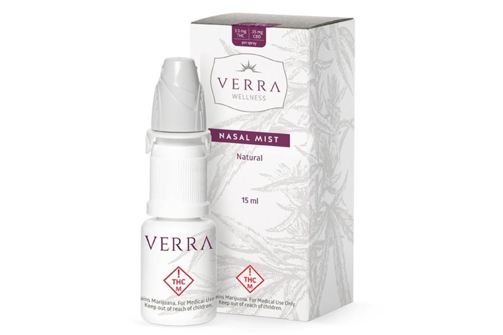12456 Does cannabis nasal spray work?