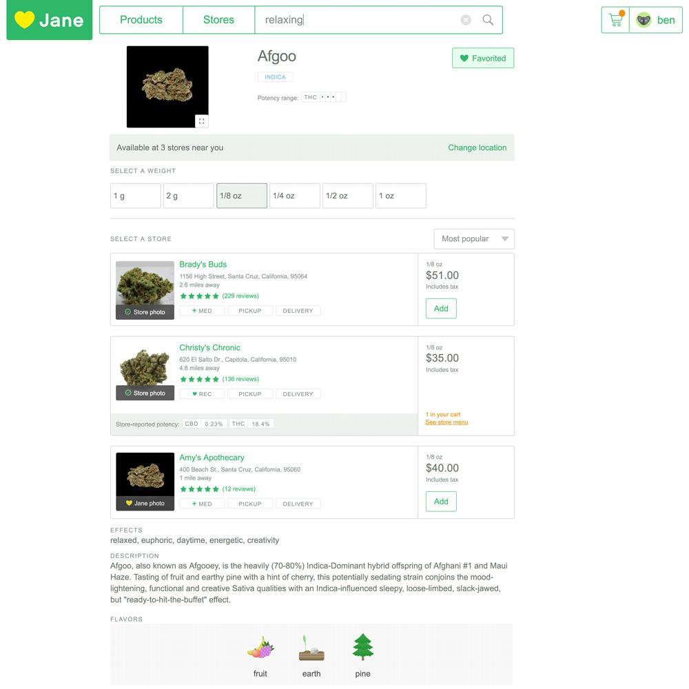 3. Pagina del prodotto Presentazione di Amazon per lo shopping online di piante infestanti