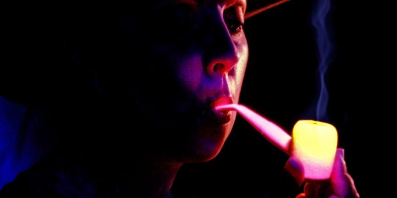Does smoking weed make people creative or do creative people smoke?