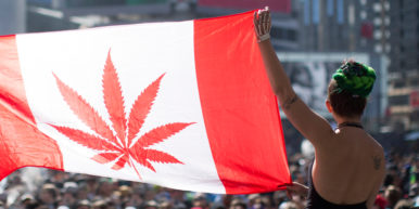 GettyImages 522828222 386x193 Recreational cannabis in Canada becomes official with the passage of the first local regulations