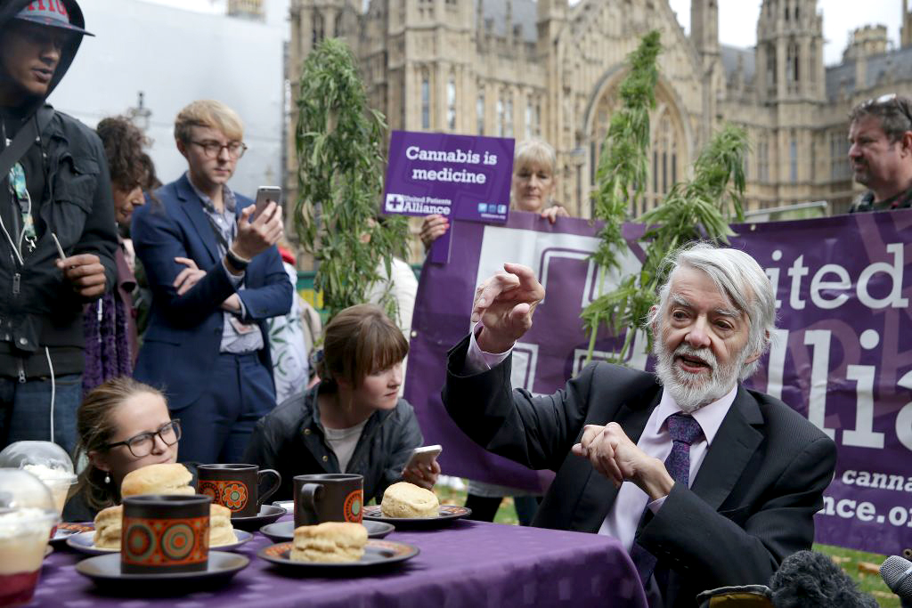 GettyImages 859722544 82 year old British politician admits to making weed tea in the House of Commons