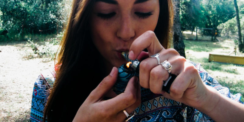 Why This Mom Loves Smoking Weed With Her 14-Year-Old -2581