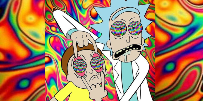 Rick and Morty Drugs