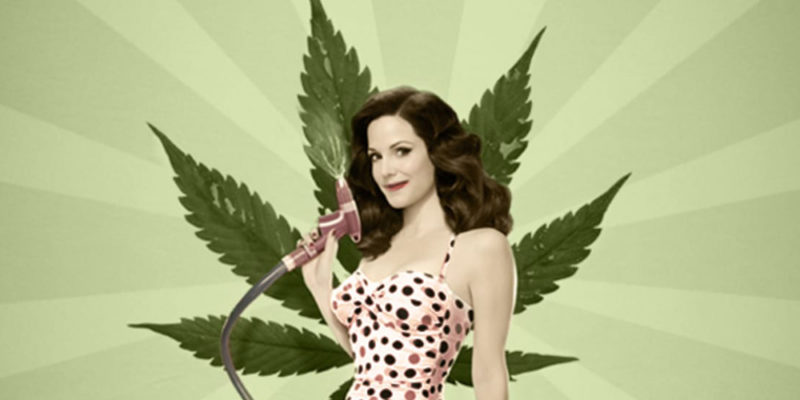 Weeds season 4 Promo picture