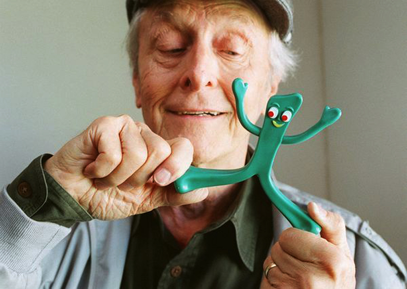 11703298343 257da90d30 o How Gumby was inspired by acid trips